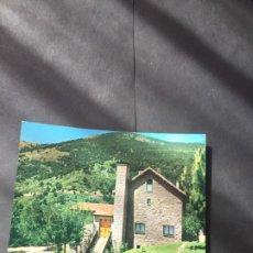 Postales: POSTAL DE CERCEDILLA - RESIDENCIA DEL BANCO RURAL - LA DE LA FOTO VER TODAS MIS POSTALES. Lote 219981705