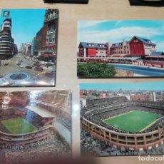 Postales: POSTALES ( 49 UDS) DE MADRID, LA CABRERA Y OTROS AÑOS 70. Lote 220169515