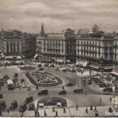 Postales: PUERTA DEL SOL-CIRCULADA Y CON SELLO-MADRID. Lote 220524642