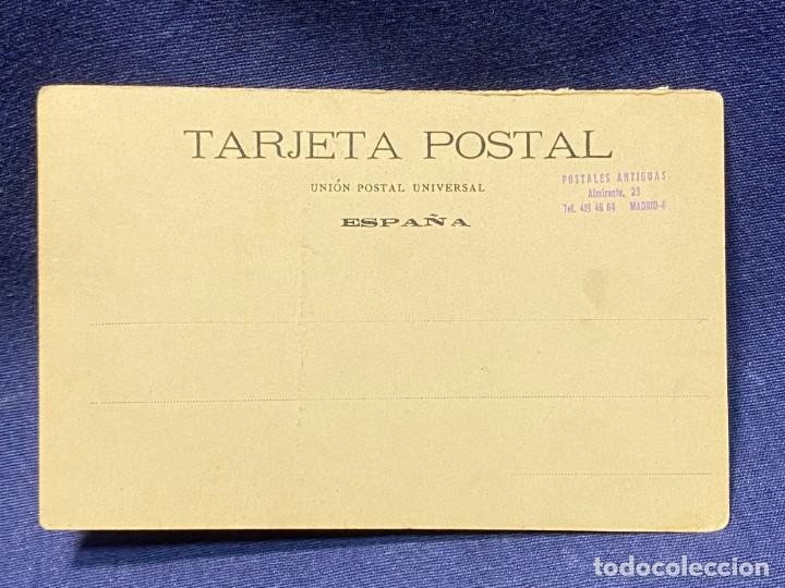Postales: POSTAL ARANJUEZ 11 Y 12 TAJO JARDINES PALACIO POSTALES ALMIRANTE 23 ARANJUEZ NO CIRCULADA GRAFOS - Foto 2 - 220809063