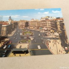 Cartes Postales: POSTAL DE MADRID 1970. PUERTA DEL SOL. SIN CIRCULAR. Lote 220841340