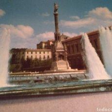 Postales: POSTAL DE MADRID 1976. PLAZA DE COLÓN. SIN CIRCULAR. Lote 220901011