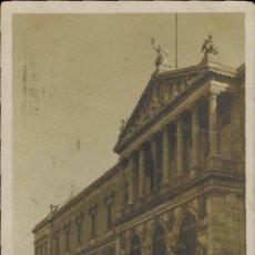 Postales: MADRID. Nº 155, BIBLIOTECA NACIONAL. COLECCIÓN LOTY. CIRCULADA FOTOGRÁFICA. Lote 221614132