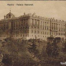 Postales: MADRID. PALACIO NACIONAL. EDICIÓN EXTRA MADRID. Lote 221614197