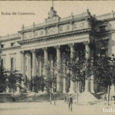 Postales: MADRID. BOLSA DE COMERCIO. FOTOTIPIA J. ROIG. Lote 221614378