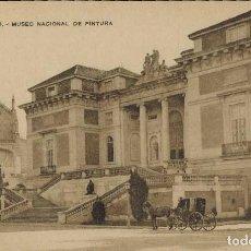Postales: MADRID. MUSEO NACIONAL DE PINTURA. Nº 1, SAMSOT Y MISSÈ HS BARNA. Lote 221614926