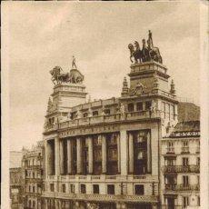 Postales: MADRID. BANCO DE BILBAO. Lote 221615141
