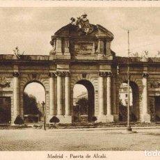 Postales: MADRID. PUERTA DE ALCALÁ. Lote 221615161