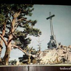 Postales: Nº 39360 POSTAL CUELGAMUROS MADRID MONUMENTO NACIONAL DEL VALLE DE LOS CAIDOS CRUZ. Lote 221632830