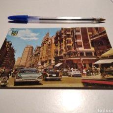 Postales: POSTAL MADRID AVENIDA JOSÉ ANTONIO. Lote 221840451