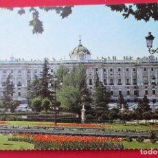 Postales: MADRIS. PALACIO REAL. 1976.. Lote 221881770