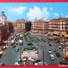 Postales: MADRID. PUERTA DEL SOL. GARCÍA GARABELLA.. Lote 221887860