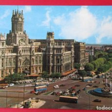 Postales: MADRID. PLAZA DE CIBELES. GARCÍA GARABELLA.. Lote 221888406