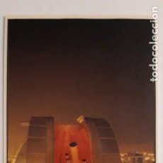Postales: 1 POSTAL DE ** PLANETARIO DE MADRID . TELESCOPIO ** . SIN USAR. Lote 221891640