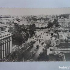 Postales: ANTIGUA POSTAL FOTOGRÁFICA, MADRID, VISTA PARCIAL, VER FOTOS. Lote 222059820