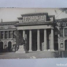 Postales: ANTIGUA POSTAL FOTOGRÁFICA, MADRID, MUSEO DEL PRADO, VER FOTOS. Lote 222065967
