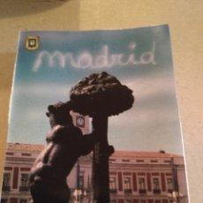 Postales: POSTAL DE MADRID. OSO Y EL MADROÑO. SIN CIRCULAR. Lote 222185218