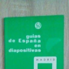Postales: MADRID 12 DIAPOSITIVAS. Lote 222445085