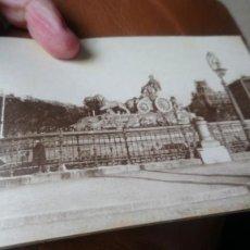 Postales: POSTAL MADRID AÑOS 20 FUENTE DE LA CIBELES. Lote 222524416