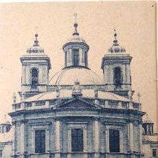 Postales: P-11691. MADRID. IGLESIA DE SAN FRANCISCO EL GRANDE. GRAFOS. NÚMERO 131. SIN CIRCULAR.. Lote 222614355