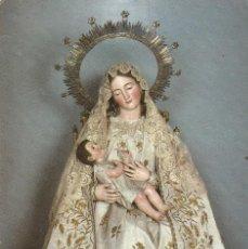 Postales: POSTAL MADRID MADRE DE LA DIVINA PROVIDENCIA Y AUXILIO DE CRISTIANOS.PP CAPUCHINOS.MARIO BELLVER. Lote 222625577