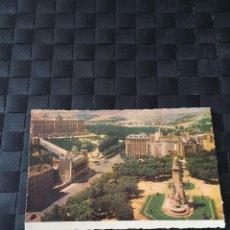Postales: ANTIGUA POSTAL MADRID PLAZA DE ESPAÑA- BONITAS VISTAS- LA DE LA FOTO VER TODAS MIS POSTALES. Lote 223463012
