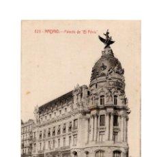 Cartoline: MADRID.- PALACIO DE EL FENIX.. Lote 224027236