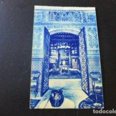 Cartes Postales: ALCALA DE HENARES MADRID PALACIO MUDEJAR SALONES PRINCIPALES. Lote 224206796