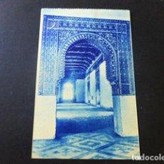 Cartes Postales: ALCALA DE HENARES MADRID ARCHIVO SALON DE CONCILIOS. Lote 224208347