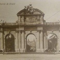 Postales: POSTAL MADRID. Lote 224418398