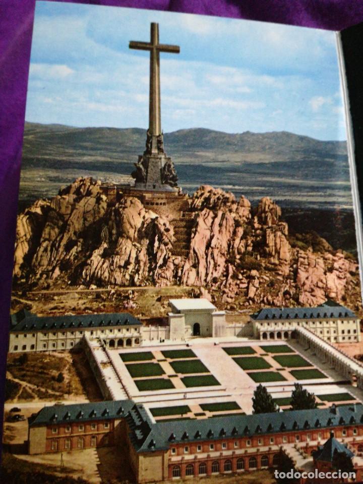Postales: Libro 8 postales de la Santa Cruz del Valle de los Caídos - Foto 3 - 224804416