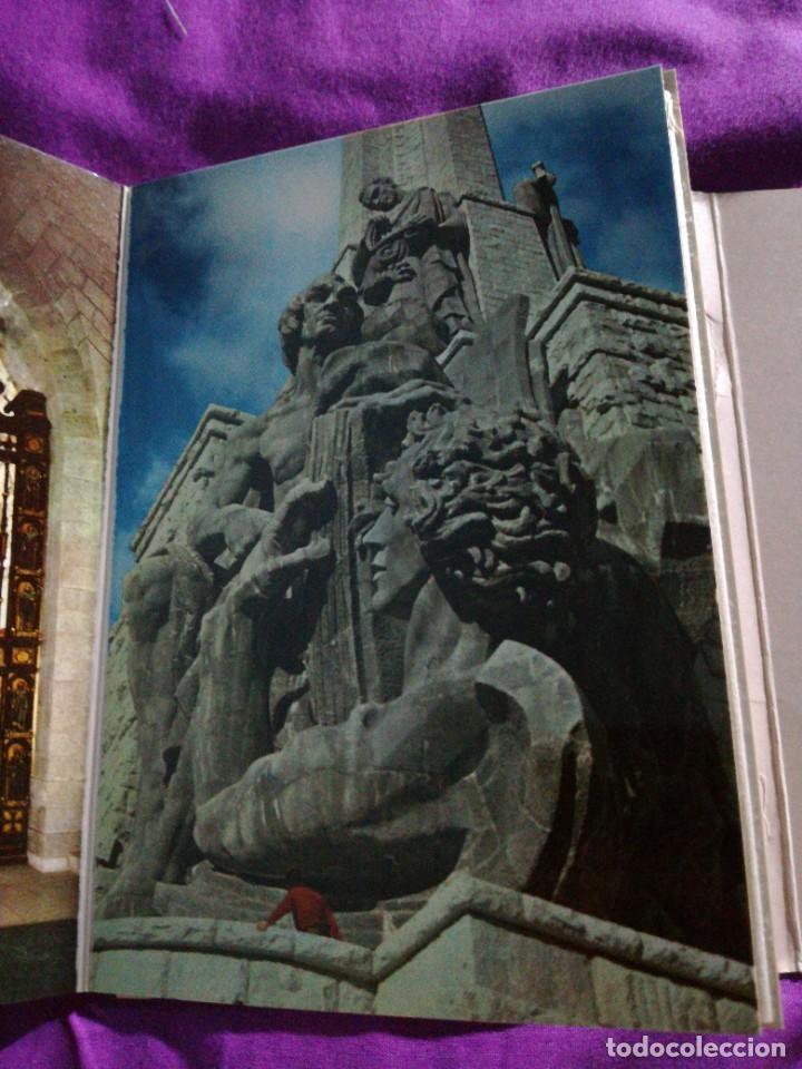 Postales: Libro 8 postales de la Santa Cruz del Valle de los Caídos - Foto 4 - 224804416