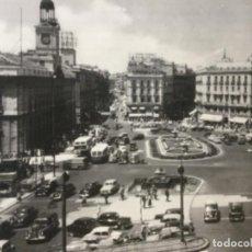 Postales: POSTAL MADRID , B/N - NÚMERO 1 - PUERTA DEL SOL. Lote 225779668