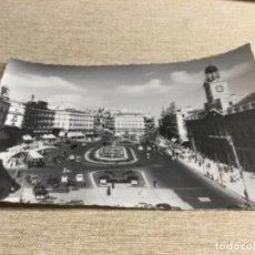 Postales: POSTAL MADRID , B/N - NÚMERO 11 - PUERTA DEL SOL. Lote 225784275