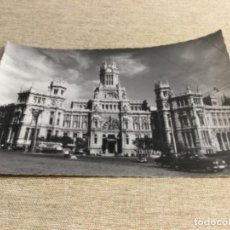 Postales: POSTAL MADRID , B/N - NÚMERO 12 - PALACIO DE TELECOMUNICACIONES. Lote 225784500