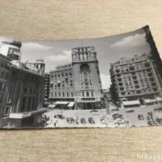 Postales: POSTAL MADRID , B/N - NÚMERO 17 - PLAZAS DEL CALLAO. Lote 225785900