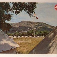 Cartes Postales: CAMPAMENTOS Y ALBERGUES/ ALBERGUE SANTA MARIA DEL BUEN AIRE/ EL ESCORIAL/ MADRID. Lote 226070938