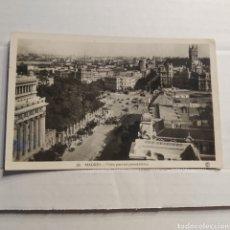 Postales: 29 MADRID, VISTA PARCIAL PANORÁMICA, EDICIÓN HAE. Lote 227580685