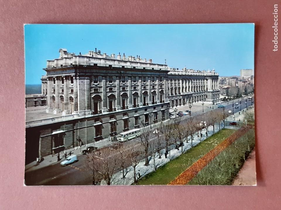 POSTAL 153 J. L. GALLEGOS. PALACIO REAL. MADRID. 1970. SIN CIRCULAR. (Postales - España - Madrid Moderna (desde 1940))