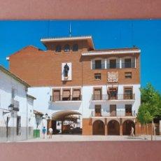 Postales: POSTAL 3 VACAS DÍAZ. GF. AYUNTAMIENTO. TORREJÓN DE ARDOZ. MADRID. 1989. SIN CIRCULAR.. Lote 227748120