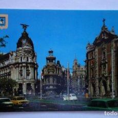 Postales: TARJETA POSTAL MADRID AVENIDA JOSE ANTONIO POSTCARD COLECCIONISMO CIUDADES SPAIN. Lote 228193030
