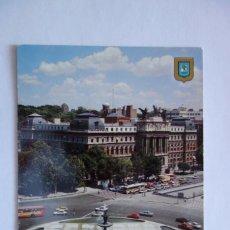 Postales: TARJETA POSTAL MADRID GLORIETA CARLOS V POSTCARD COLECCIONISMO CIUDADES ESPAÑA. Lote 228193315