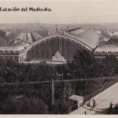 Postales: MADRID ESTACION DEL MEDIODIA. ED. RAPIDE Nº 15. SIN CIRCULAR. Lote 271413918