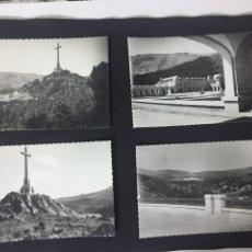 Postales: LOTE 11 POSTALES - SANTA CRUZ DEL VALLE DE LOS CAÍDOS - EDICIONES DARVI. Lote 228338180