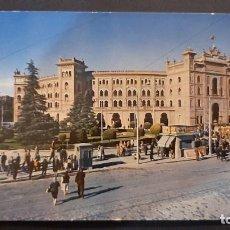 Postales: LOTE 051220- 43 POSTAL MADRID PLAZA MONUMENTAL DE TOROS. 1959. ED. AGATA. Lote 228761880