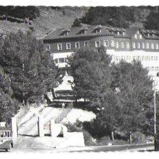 Postales: P-12019. RESIDENCIA DE MONTAÑA DE HISPANO CLUB CERCEDILLA.. Lote 229167290