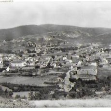 Postales: P-12020. POSTAL CERCEDILLA, EL PUEBLO. 1960.. Lote 229174805