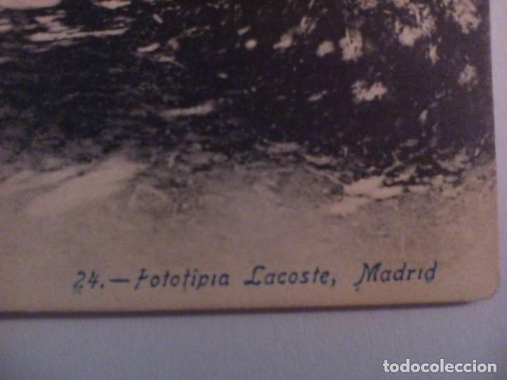 "Postales: Postal de Madrid. ""La Granja. El último Pino"" - Foto 2 - 229721145"