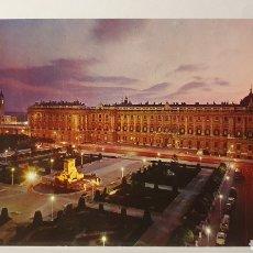 Postales: N°132 MADRID/ PLAZA DE ORIENTE/ CIRCULADA/ (REF.D189). Lote 230628405