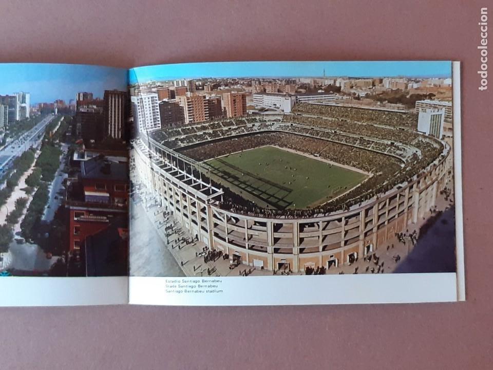 Postales: LIBRITO 32 FOTOS. TAMAÑO POSTAL. RECUERDO DE MADRID. FISA. 1976. - Foto 5 - 231867170